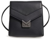 Mackage Yazmin Leather Crossbody Bag - Black