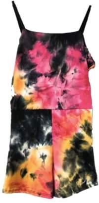 Cheryl Creations Tie Dye Romper