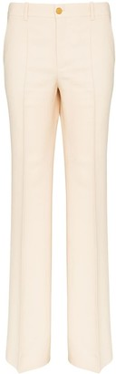 Gucci High-Waisted '70s Flared Trousers