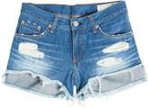 Rag & Bone Distressed Jean Shorts