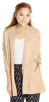 Billabong Juniors Outside the Lines Lightweight Oversized Cardigan