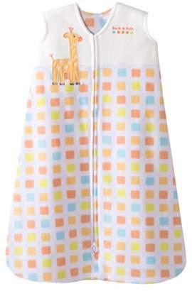 Halo Innovations Sleepsack Wearable Fleece Blanket (0 to 6 Months, Small, Neutral Giraffe Applique)