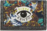 Kenzo Multicolor Signature Prints Wallet