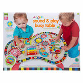 Alex Jr Sound And Play Busy Table 2-pc. Interactive Toy