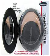 Black Opal Pressed Powder Shinefree Cappuccino