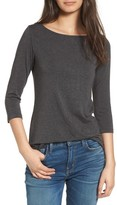 Amour Vert Women's Francoise Stretch Jersey Top