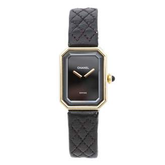 Chanel Premiere Mini Gold Yellow gold Watches