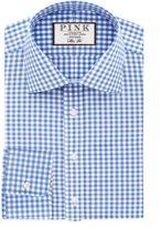 Thomas Pink Thomas Pink Summers Check Slim Fit Button Cuff Shirt