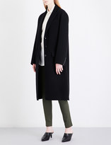 Joseph Simo wool and cashmere-blend coat