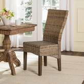 Beachcrest Home Calypso Solid Wood Dining Chair