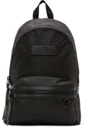 Marc Jacobs Black The Large DTM Backpack