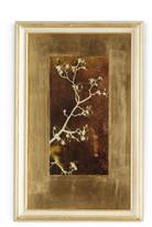 "John-Richard Collection Gold Leaf Branches I"" Print"