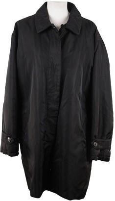 Marella Black Synthetic Jackets