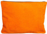 American Apparel Large Suede Carry-All Pouch