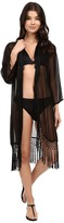 Ella Moss Fez Wrap Tunic Cover-Up