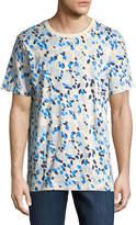 Wesc Men's Max Animal Dot Graphic T-Shirt