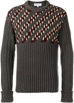 Salvatore Ferragamo patterned jumper