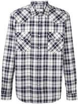 Ami Alexandre Mattiussi Snap Buttons Shirt