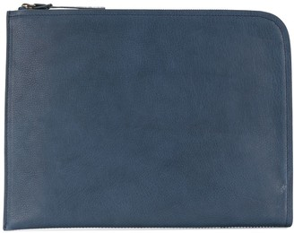 Officine Creative Tablet Zipped Clutch
