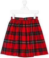 Dolce & Gabbana tartan mini skirt