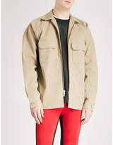 Fear Of God Fifth Collection Cotton-drill Jacket
