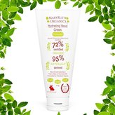 ORGANIC HAND & BODY CREAM/CREME BY MARYRUTH 4oz - Unscented & Completely Non-Toxic! - Ultra Hydrating w/ a Soft Feel and Texture - Rare Blend of 72% Organic & Plant Based Ingredients for either Damaged - Dry - Chapped - Sensitive - or Normal Hands, Skin & Body. Highest Content Purity Organic- Kosher Ingredients, Cruelty Free. For Men & Women. Made in Small Batches with Love.