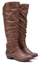 Fergalicious Women's Lara Wide Calf Boot