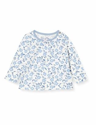 Sanetta Baby Girls Ivory Toddler T-Shirt Set