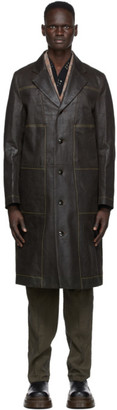 Namacheko Brown Edelkern Surgeon Coat