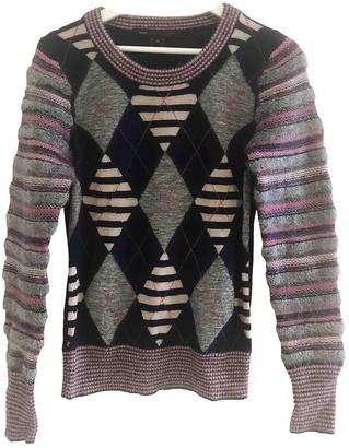 Marc by Marc Jacobs Blue Wool Knitwear for Women
