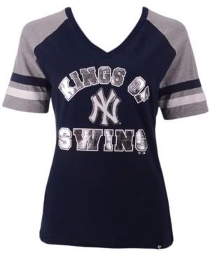 '47 New York Yankees Women's Local Phrase Pavilion T-Shirt