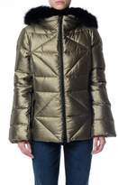 Fay Hooded Down Jacket