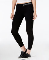 Calvin Klein Cropped Logo Leggings