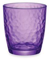 Bormioli Palatina Rocks Glasses in Purple (Set of 6)