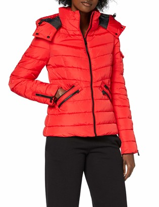 Superdry Women's Luxe Quilt Padded Jacket