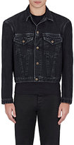 Balenciaga Men's Trucker Denim Jacket