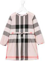 Burberry checkered dress
