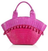 Nancy Gonzalez Beaded Beach Tote