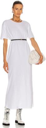 LOULOU STUDIO Arue Robe Dress in White | FWRD