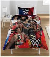 WWE Super 7 Single Duvet Cover Set
