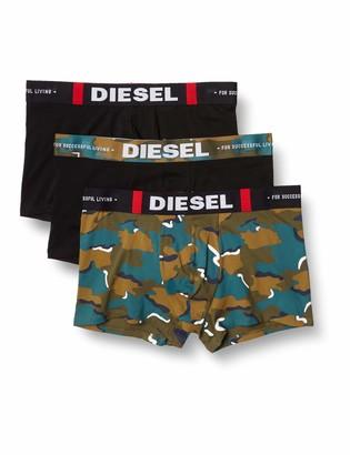Diesel Men's UMBX-DAMIENTHREEPACK Boxer-Shorts