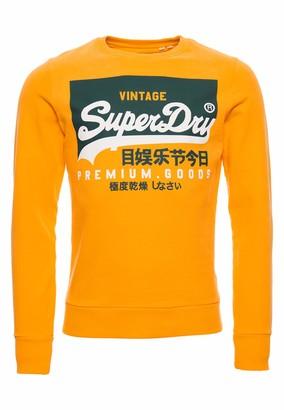 Superdry Men's Vl O Crew Sweatshirt