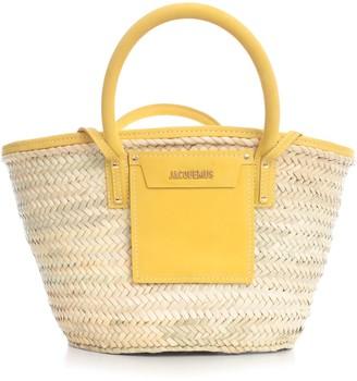 Jacquemus Le Panier Soleil Tote Bag