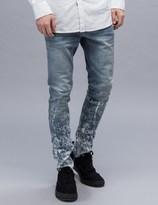 "VAl Kristopher ""Fading Knowledge"" Denim Jeans"