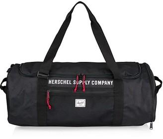 Herschel Athletics Sutton Nylon Duffel Bag