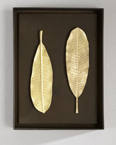 Michael Aram Champa Leaf Wall Art