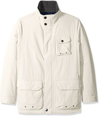 Nautica Men's Multi-Pocket Parka Jacket