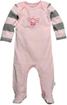 Burt's Bees Baby Bee Coverall (Baby) - Blossom-6-9 Months