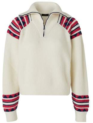 Alanui Cashmere and wool jumper