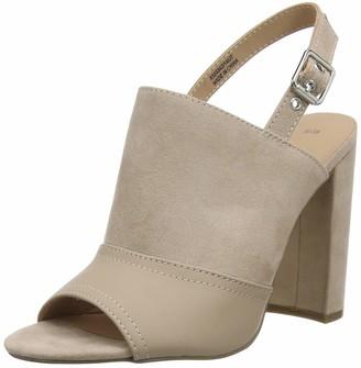 New Look Women's TRAP-IC SDT PU HVMP 105:14:S206 Open Toe Heels